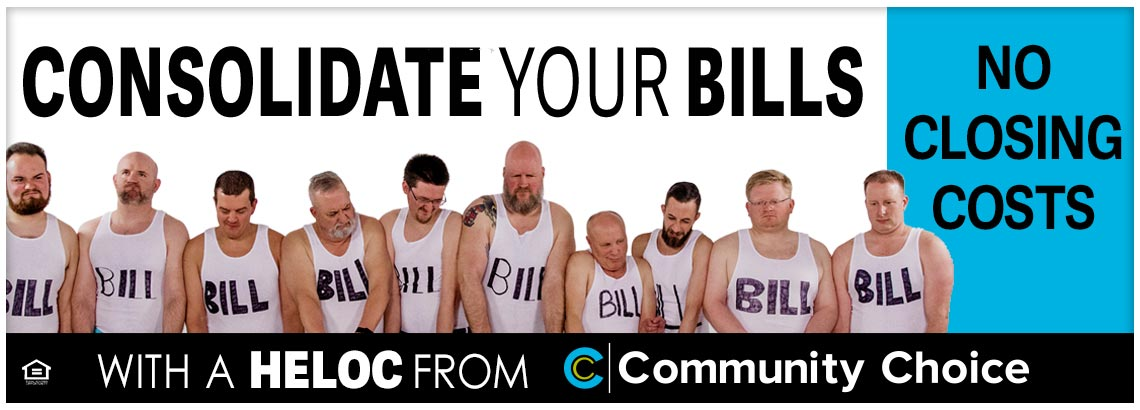 Consolidate Your Bills Today